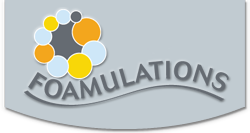Foamulations